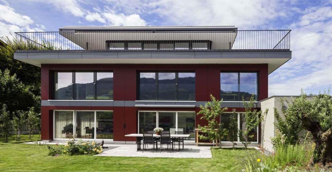 aufstockung einfamilienhaus in k ssnacht am rigi kost. Black Bedroom Furniture Sets. Home Design Ideas