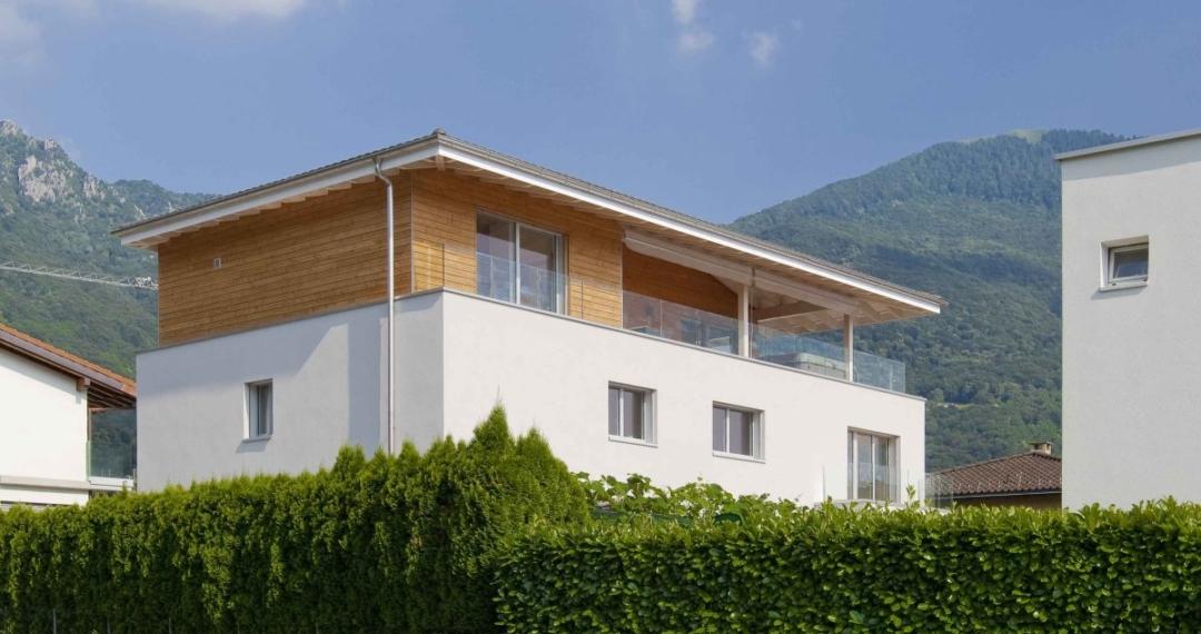 aufstockung einfamilienhaus in dino ti kost. Black Bedroom Furniture Sets. Home Design Ideas