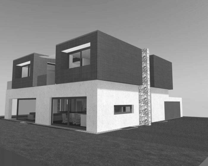 ein moderner ersatzneubau f r eine junge familie in urdorf kost. Black Bedroom Furniture Sets. Home Design Ideas